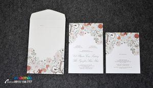 Thiệp cưới đẹp giá rẻ Cầu Giấy Hà Nội