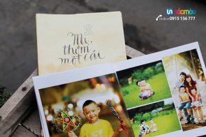 In Photobook cho bé tại Hà Nội