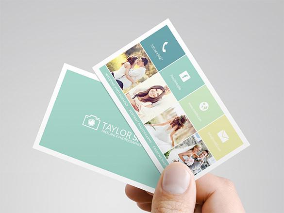 Card visit cá tính