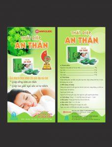 In tờ rơi, thực đơn, voucher giá rẻ lấy ngay tại Thái Hà
