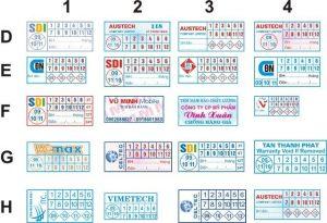 In tem Decal các loại giá rẻ khu vực Cầu Giấy, Kim Mã, Nguyễn Thái Học