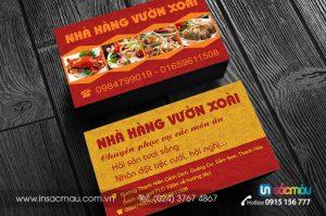 In card tại Kiều Mai Từ Liêm Hà Nội