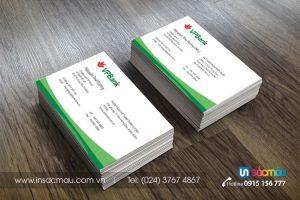 In card visit giá rẻ tại Quận Ba Đình