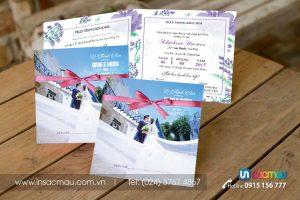Địa chỉ in Thiệp cưới đẹp rẻ, uy tín tại Kim Mã, Đội Cấn, Đào Tấn Ba Đình Hà Nội