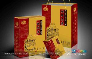 Xưởng In vỏ hộp giá rẻ uy tín tại Hà Nội